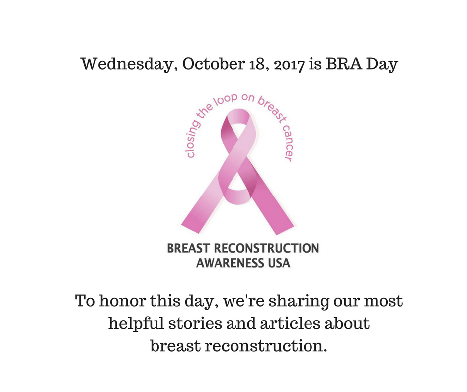 Breast Reconstruction Awareness Day: Stories and Support
