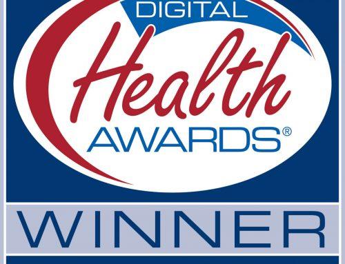 I'm Taking Charge Receives Digital Health Award
