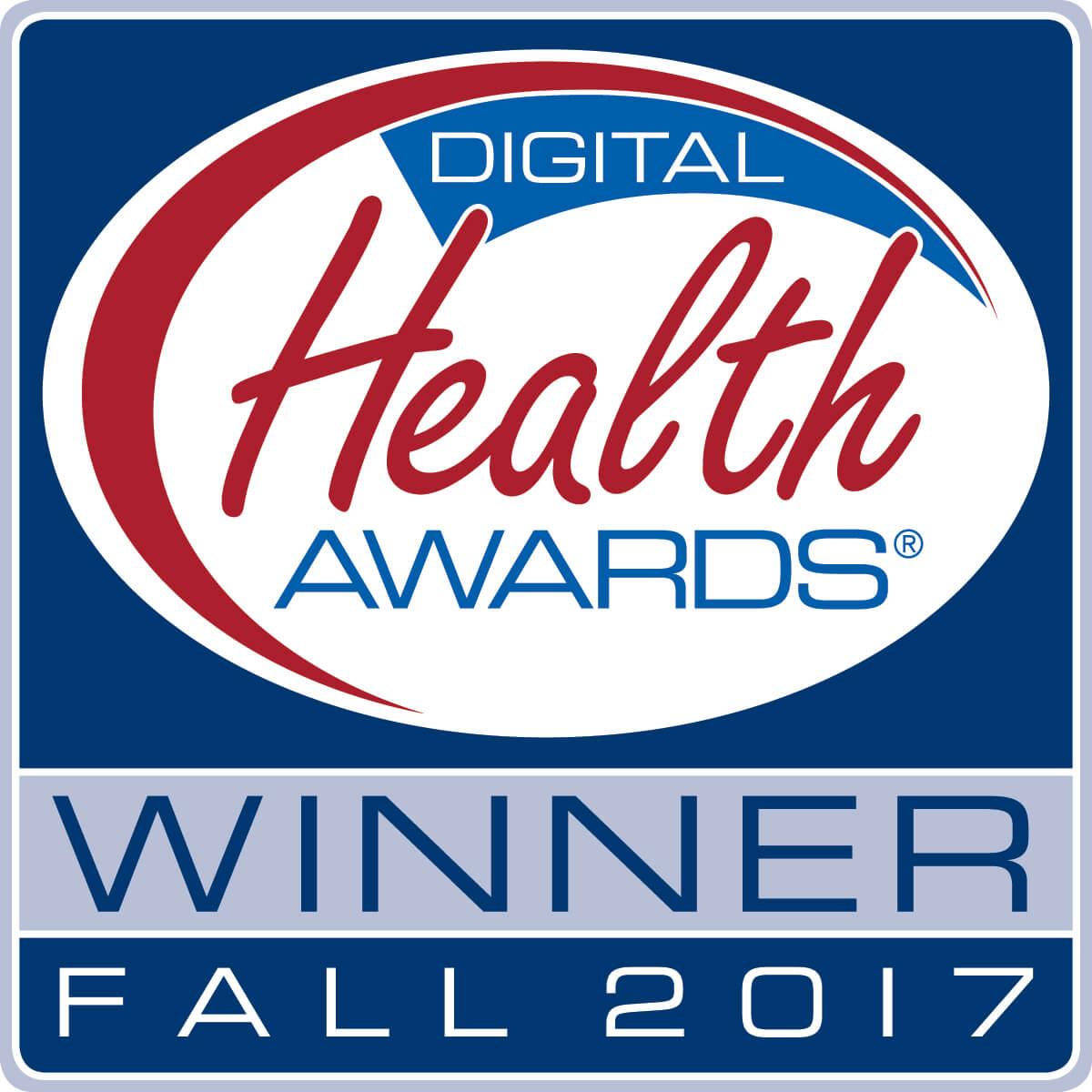 digital health award